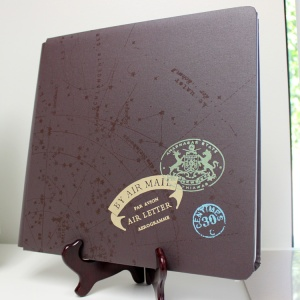 Creative Memories Predesigned Travel Album