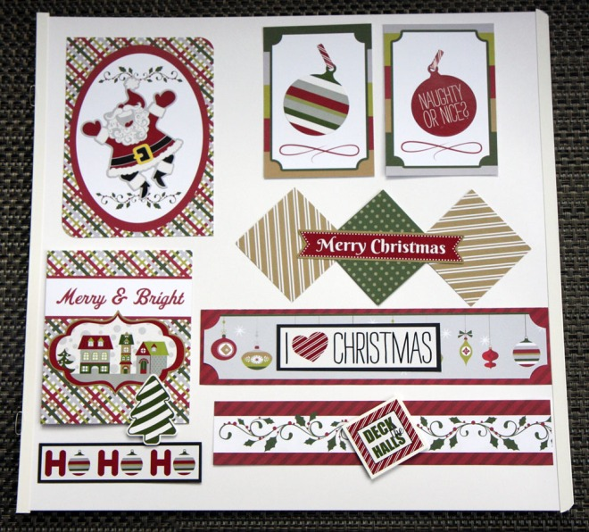 Holiday Border Ideas
