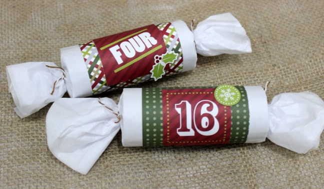 Creative Memories Advent Calendar Project Idea