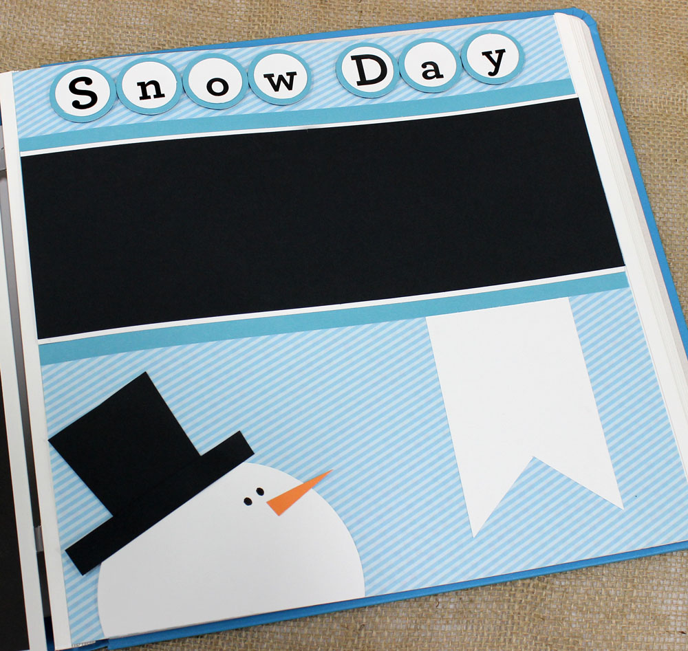 SnowmanPageLayout