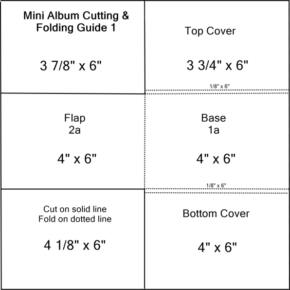 Cutting & Folding Guide 1