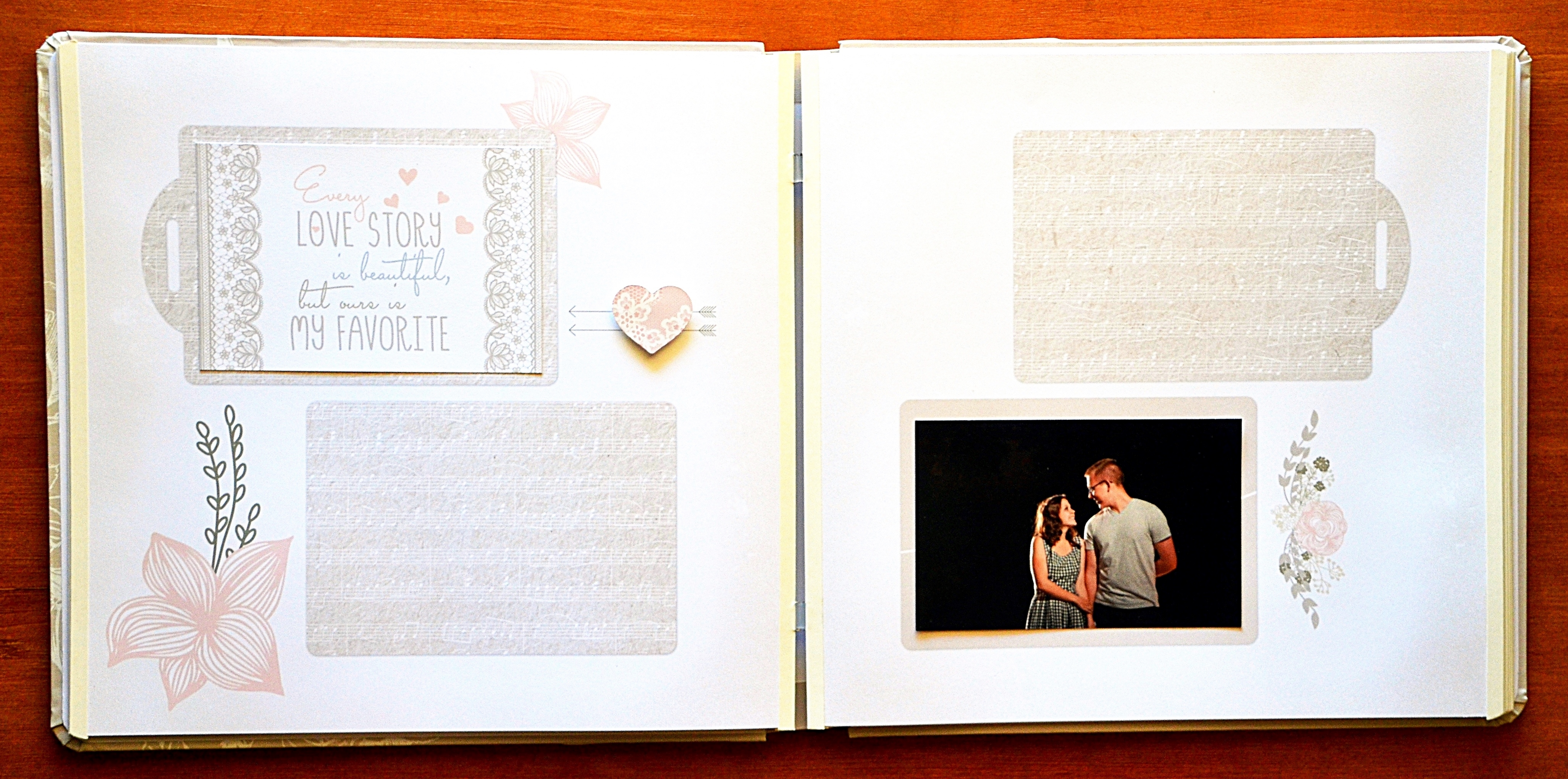 Create The Perfect Wedding Guest Book With Creative Memories ...