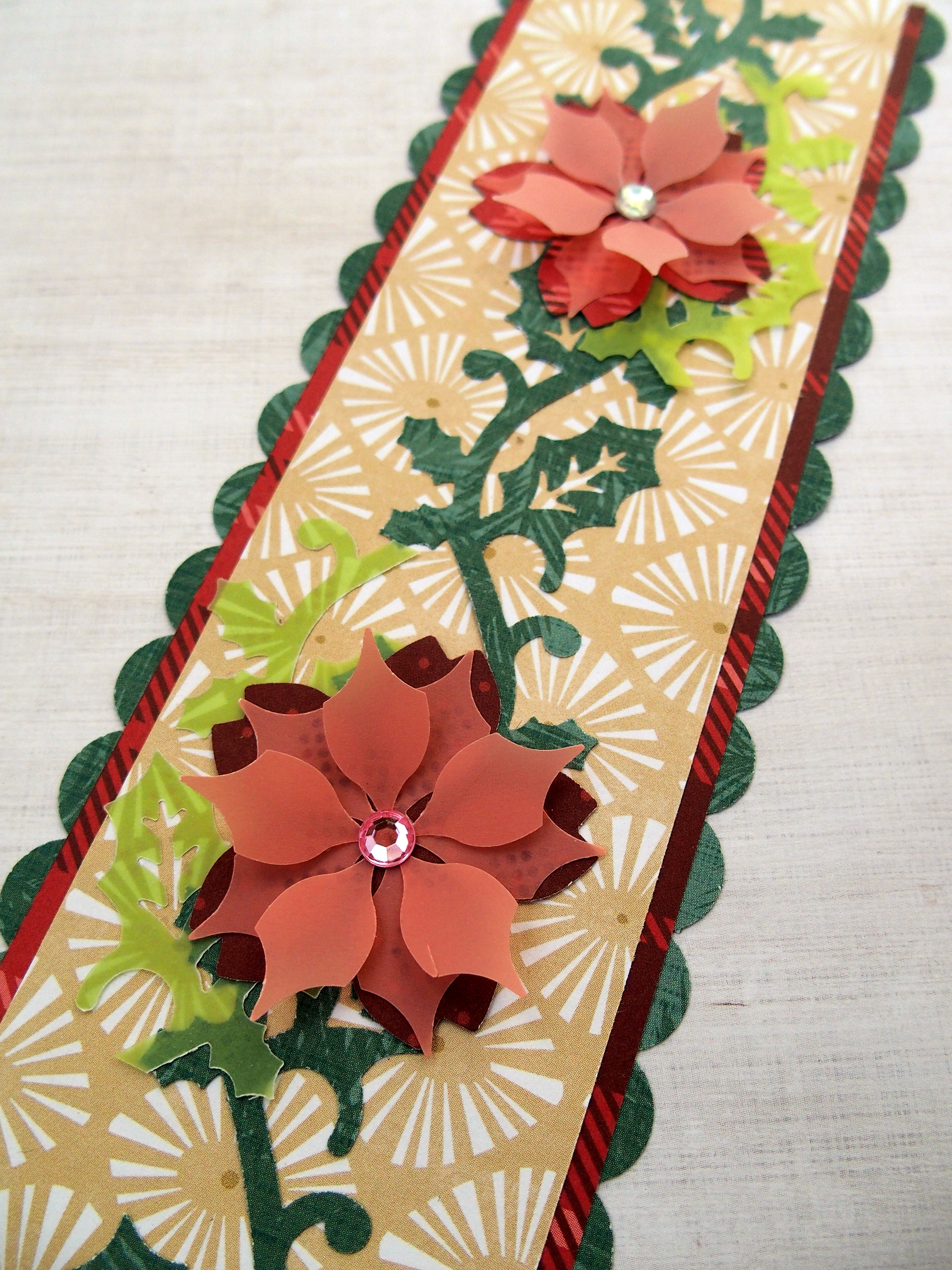 Holly-Punch-Poinsettia-Scrapbook-Border-Creative-Memories