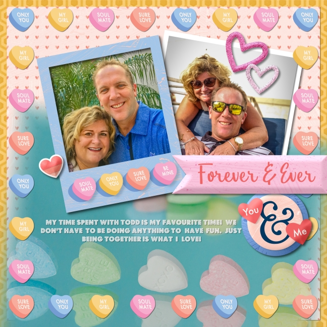 How-to-Create-Bee-Mine-Digital-Scrapbook-Pages-Creative-Memories