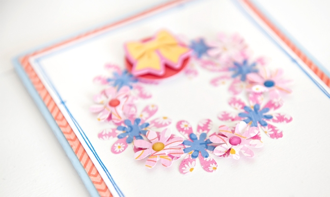 how to make handmade cards with the daisy