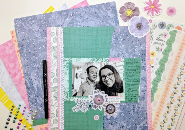 Scrapbooking-10-Things-Using-Full-Bloom-Collection-Creative-Memories