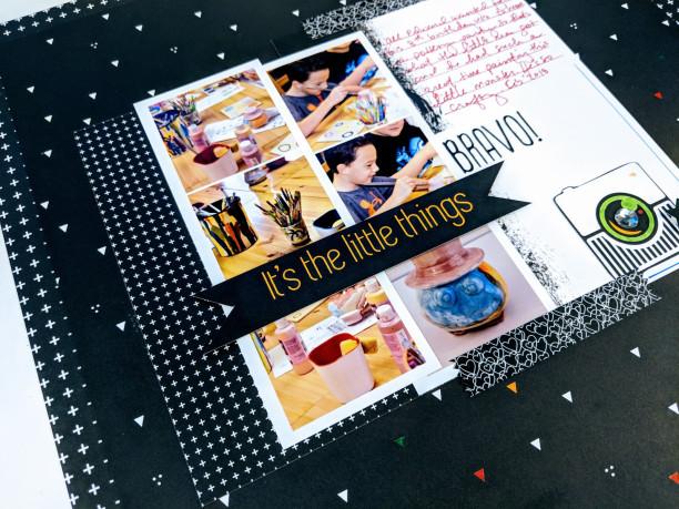 Dual-Tip-Pens-Black-White-Scrapbook-Layout-Creative-Memories1