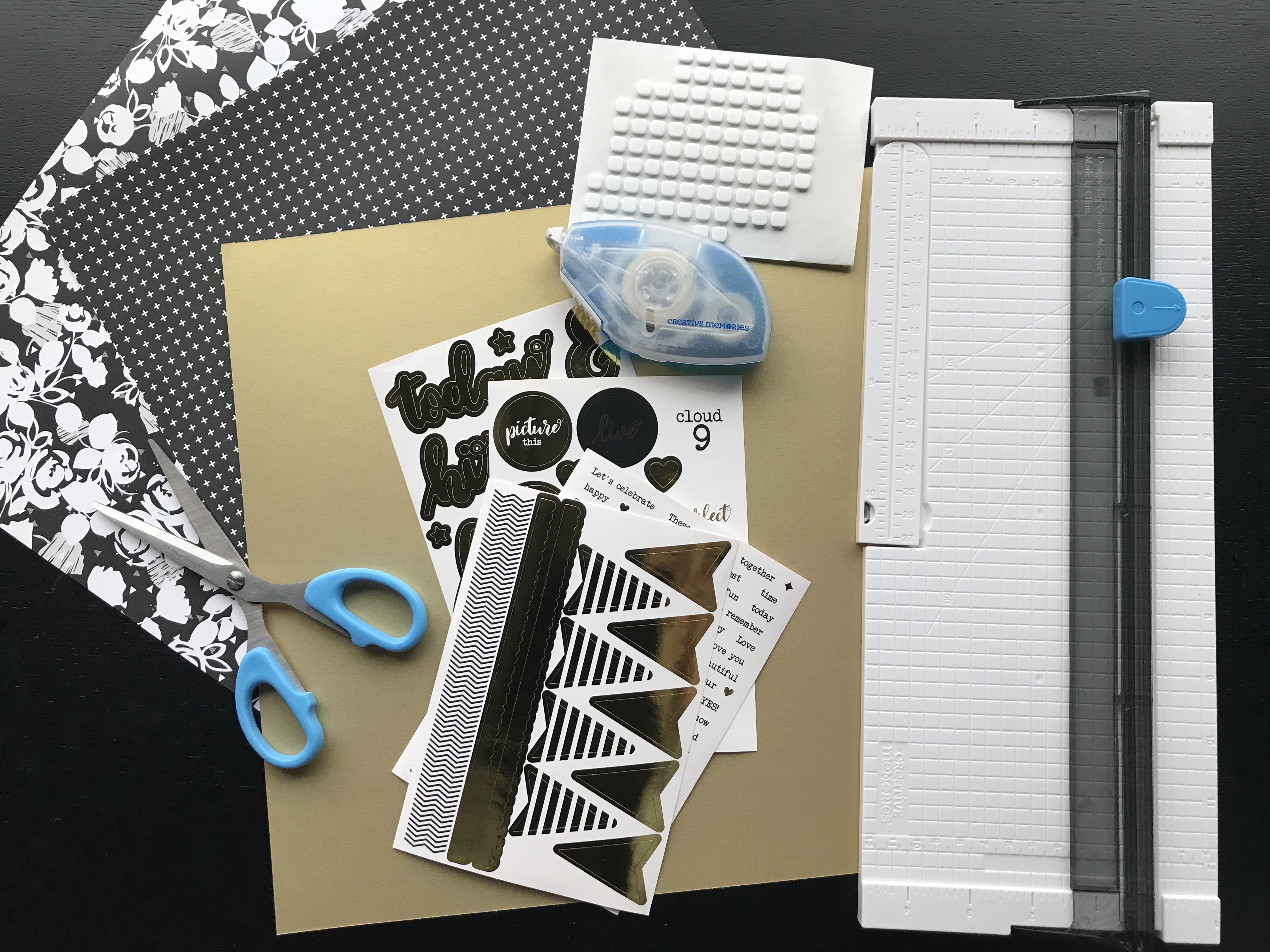 Good-as-Gold-Scrapbook-Layout-Creative-Memories