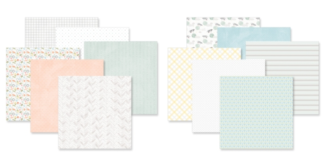 Baby-Boy-Scrapbook-Paper-Creative-Memories
