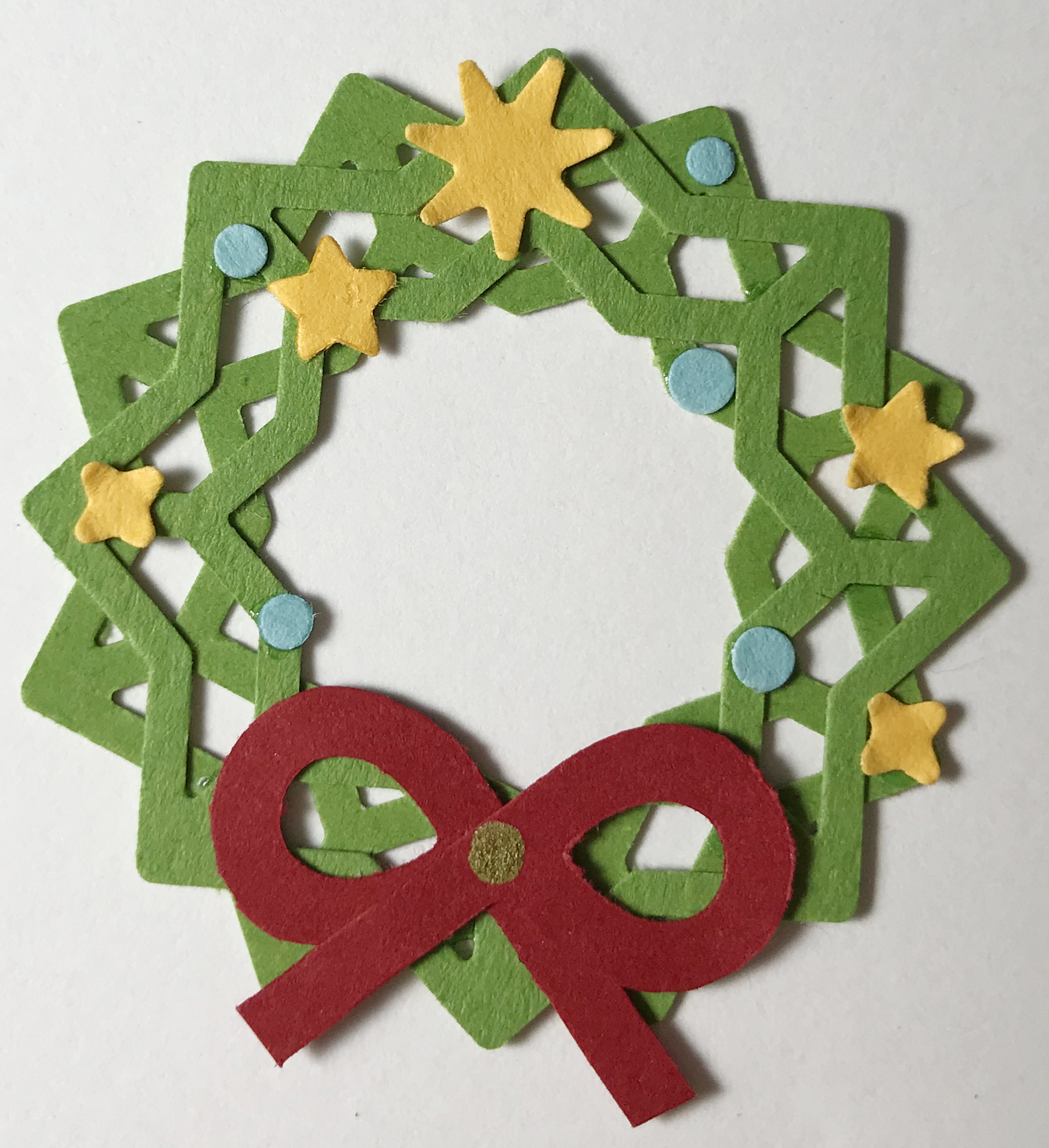 Christmas-Wreath-Scrapbook-Project-Creative-Memories1