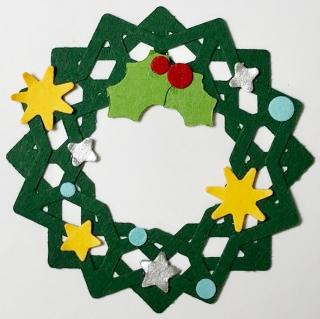 Christmas-Wreath-Scrapbook-Project-Creative-Memories2