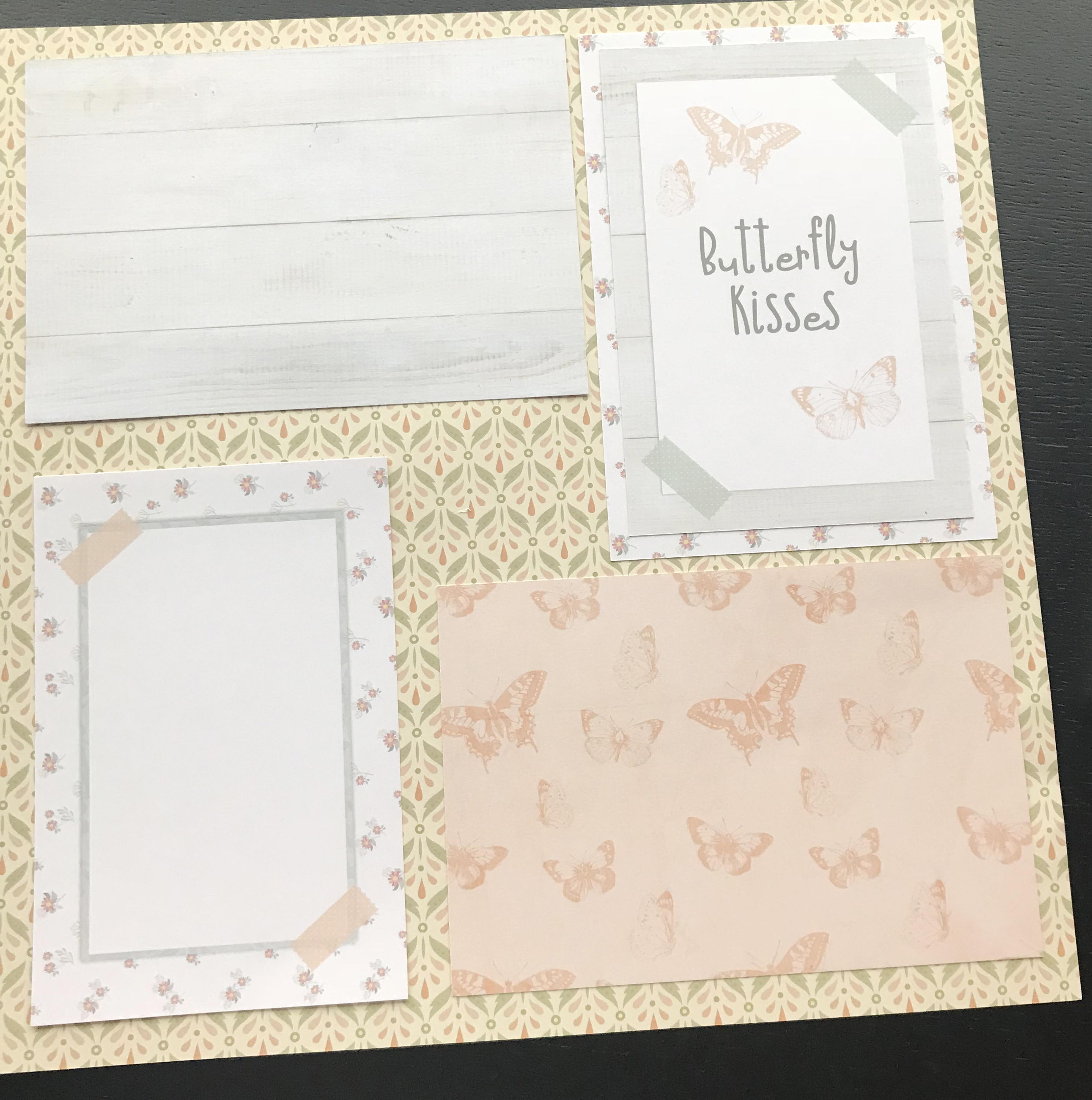 Little-Lamb-Baby-Girl-Mat-Pack-Layout-Creative-Memories