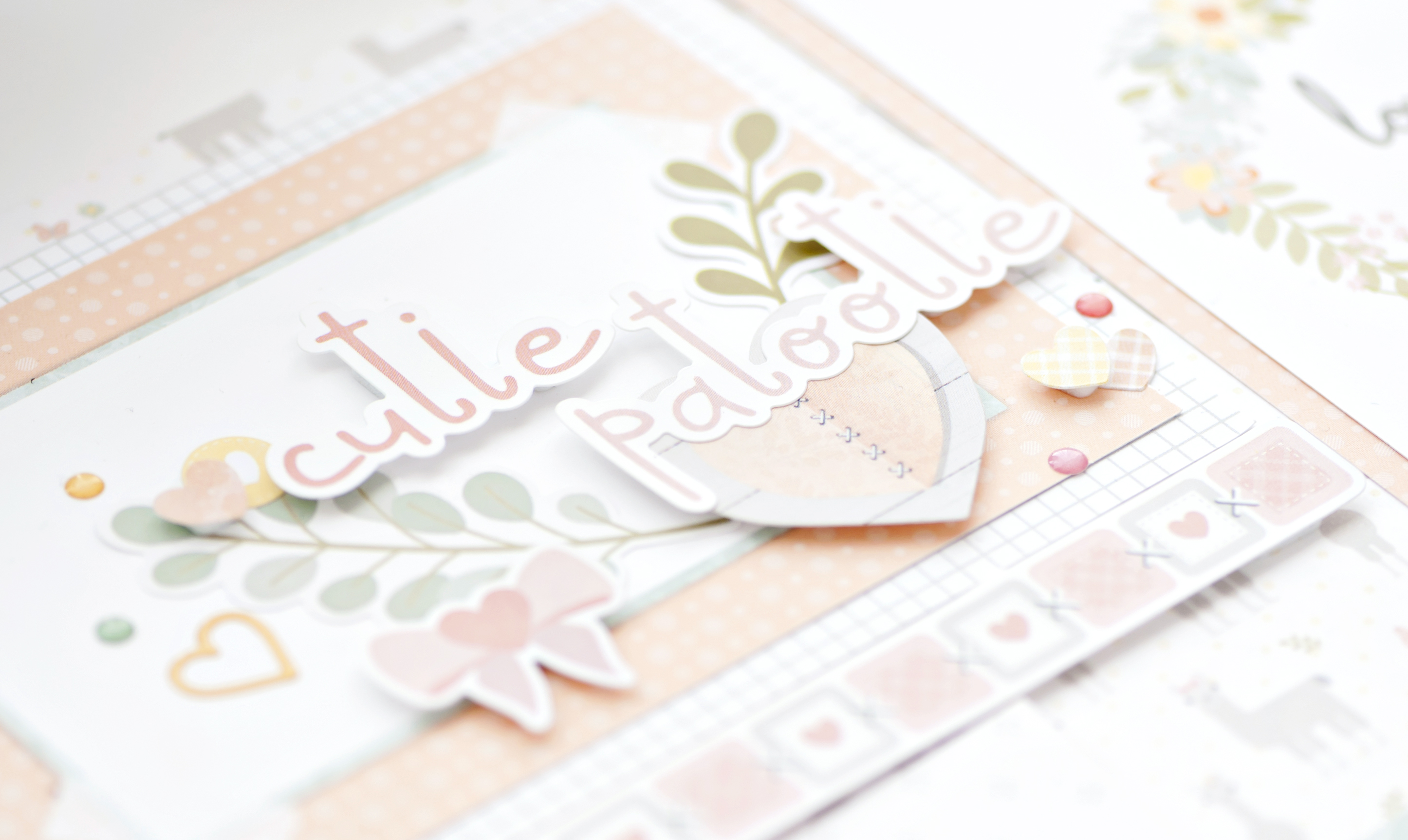 Little-Lamb-Baby-Girl-Mat-Pack-Layout-Creative-Memories6