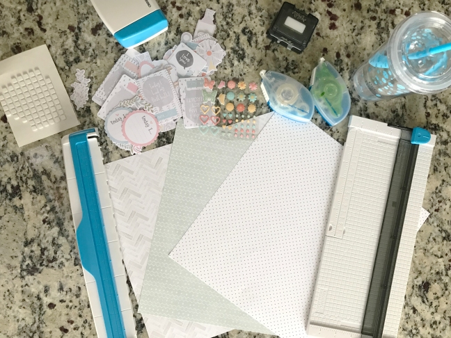 Little-Lamb-Non-Baby-Scrapbook-Layout-Creative-Memories-1
