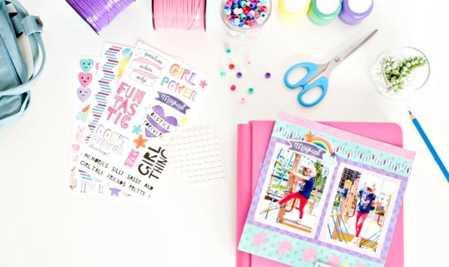 Super-Duper-Girl-Kids-Scrapbook-Collection-Creative-Memories