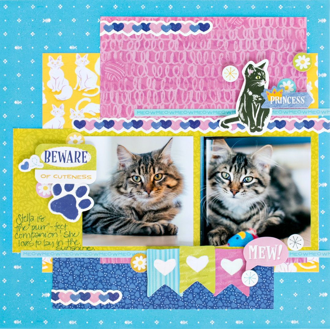 Best-In-Show-Stickers-Pet-Layout-Creative-Memories1