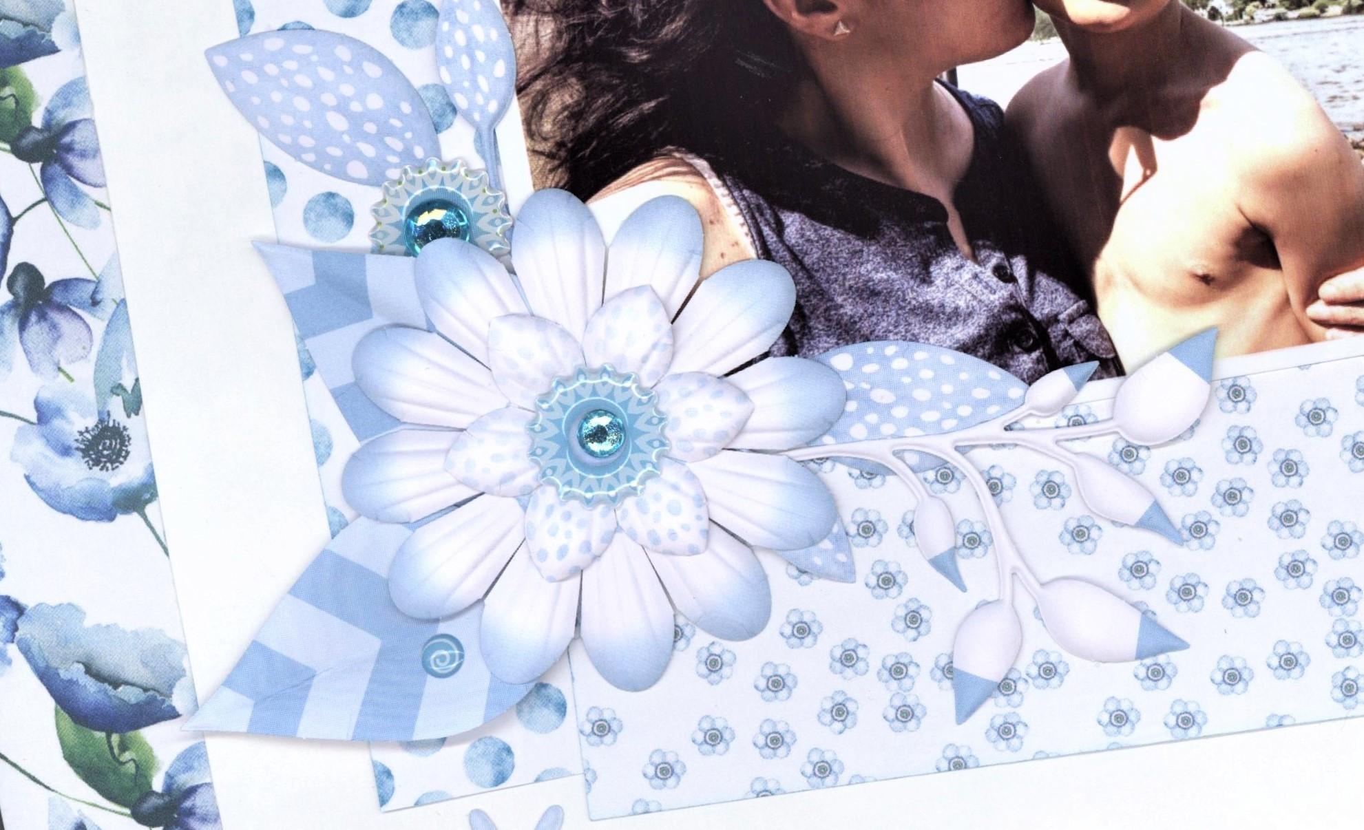 Mix & Match Blue Collection_Creative Memories 0012