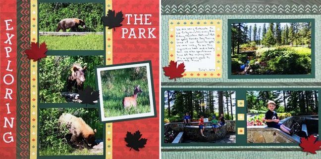 OCanada-Scrapbook-Layout-Final-Creative-Memories