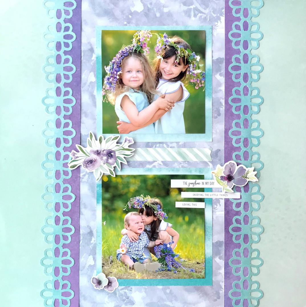 Secret-Garden-Tonal-Paper-Pack-Scrapbook-Layout-Final-Creative-Memories