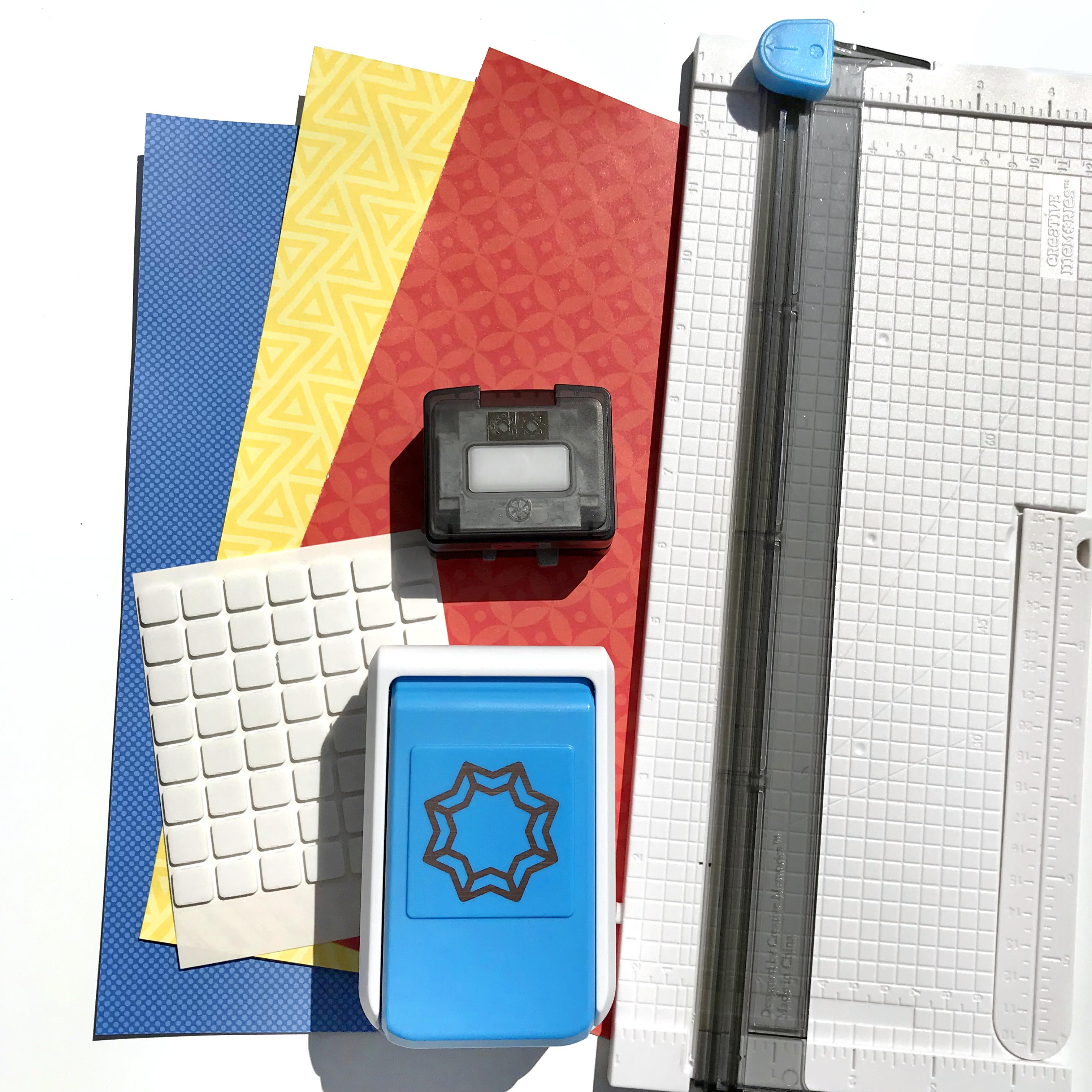 Essentials-School-Scrapbook-Sun-BMC-Border-Supplies-Creative-Memories