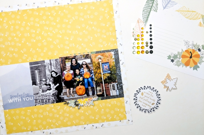 Gather-Together-Scrapbook-Layout-Process3Creative-Memories