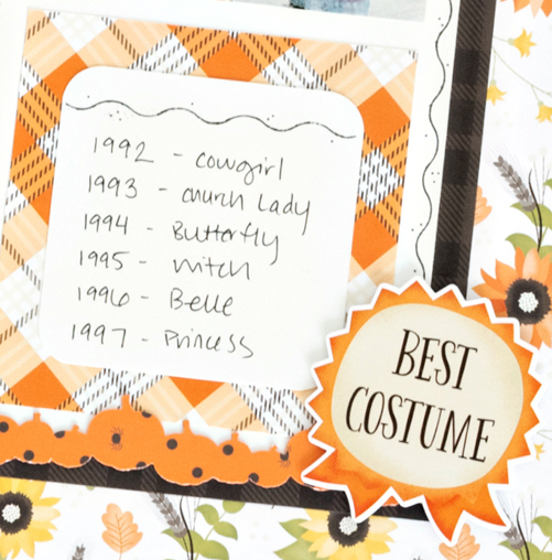 Pumpkin-Spice-Halloween-Scrapbook-Layout-Process2-Creative-Memories