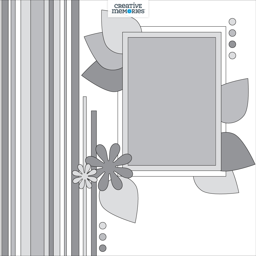 Full-Bloom-Sketch-Creative-Memories