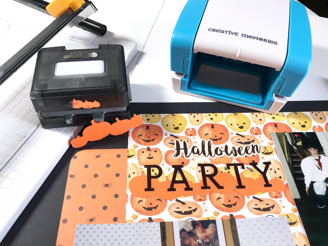 Pumpkin-Spice-Halloween-Scrapbook-Layout-Creative-Memories4