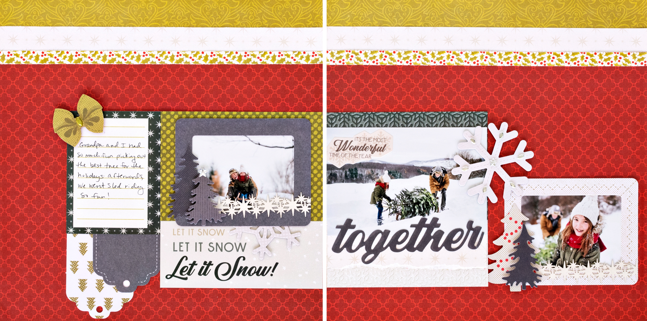 Season's-Greetings-Christmas-Scrapbook-Layout-Creative-Memories
