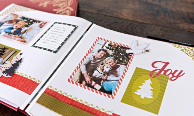 Seasons-Greetings-Premade-Christmas-Scrapbook-Creative-Memories