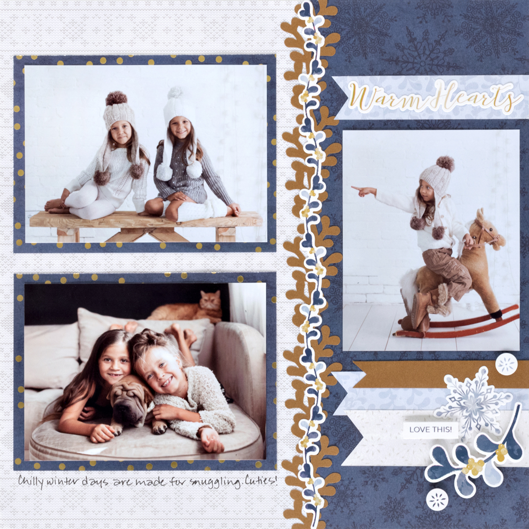 Winter-Scrapbook-Layout-Frost-Creative-Memories