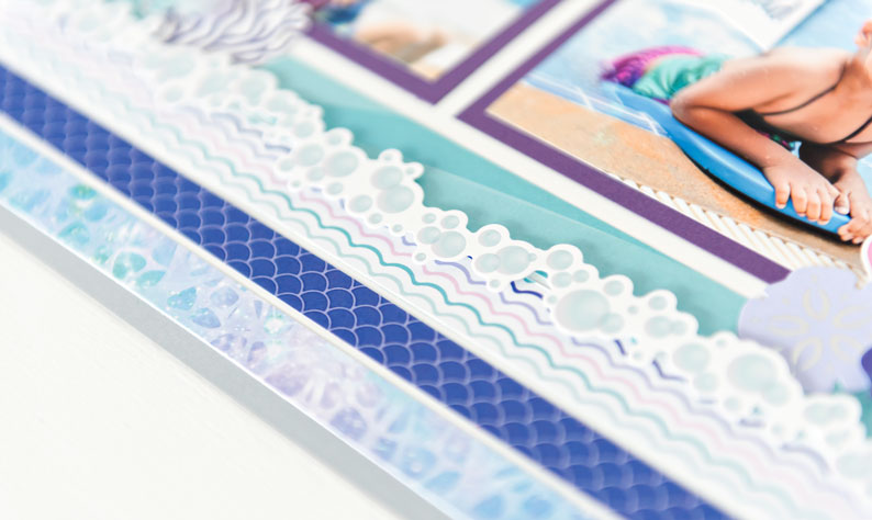 Mermaid-Themed-Scrapbook-Papers-Creative-Memories