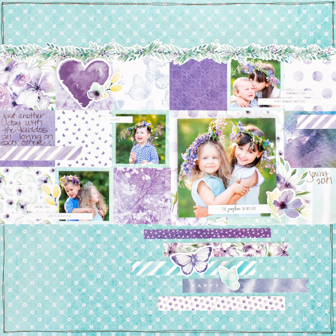 Secret-Garden-Scrapbook-Sketch-Layout-Creative-Memories