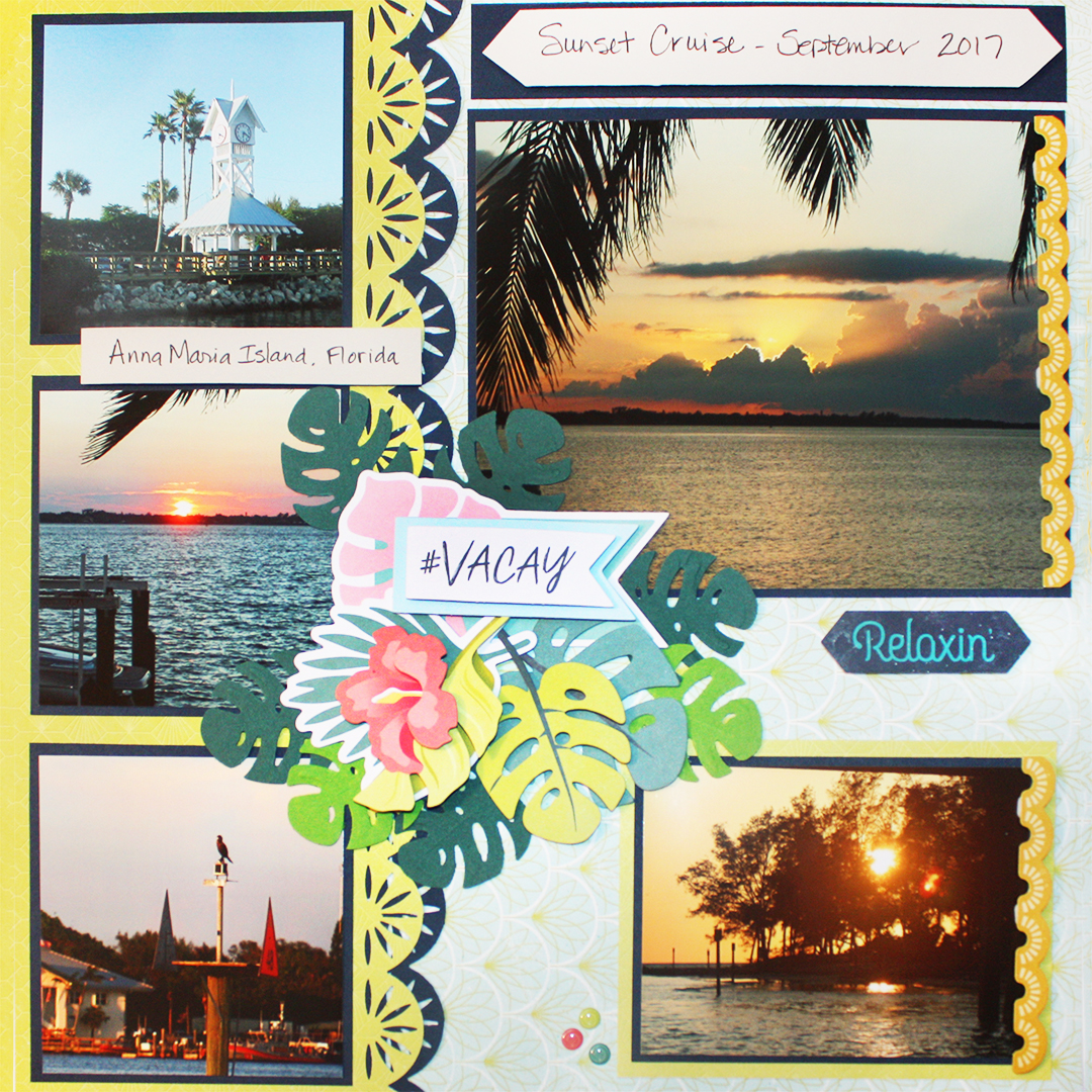 Sun-Kissed-Scrapbook-Sketch-Layout-Creative-Memories