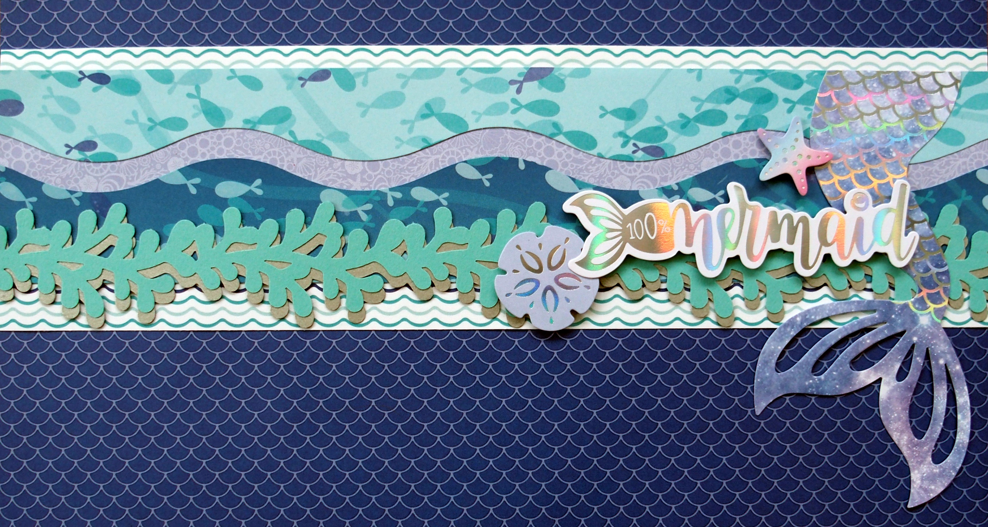 Mermaid-Cove-Collection-Scrapbooking-Borders-Creative-Memories-3