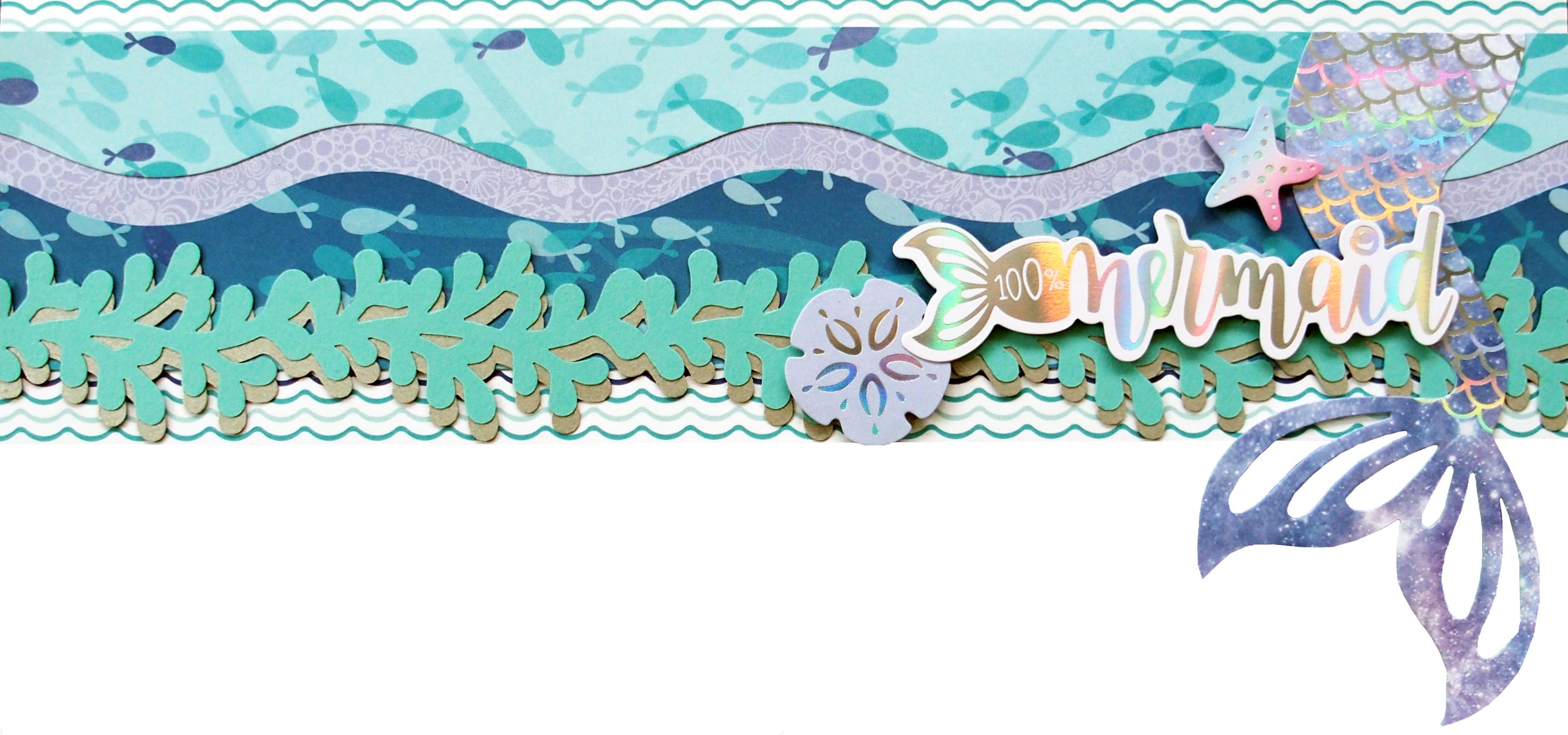 Mermaid-Cove-Collection-Scrapbooking-Borders-Creative-Memories-3