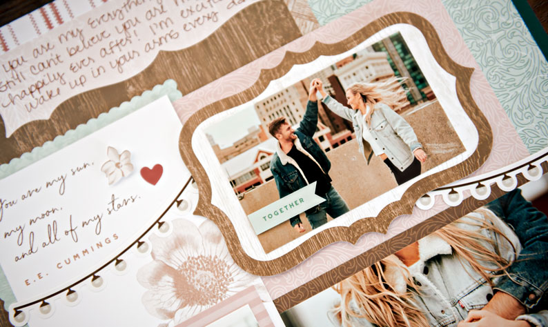 Ever-After-Wedding-Scrapbook-Collection-Creative-Memories5