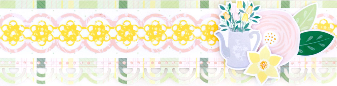 Simply-Sunshine-Scrapbook-Border-Creative-Memories