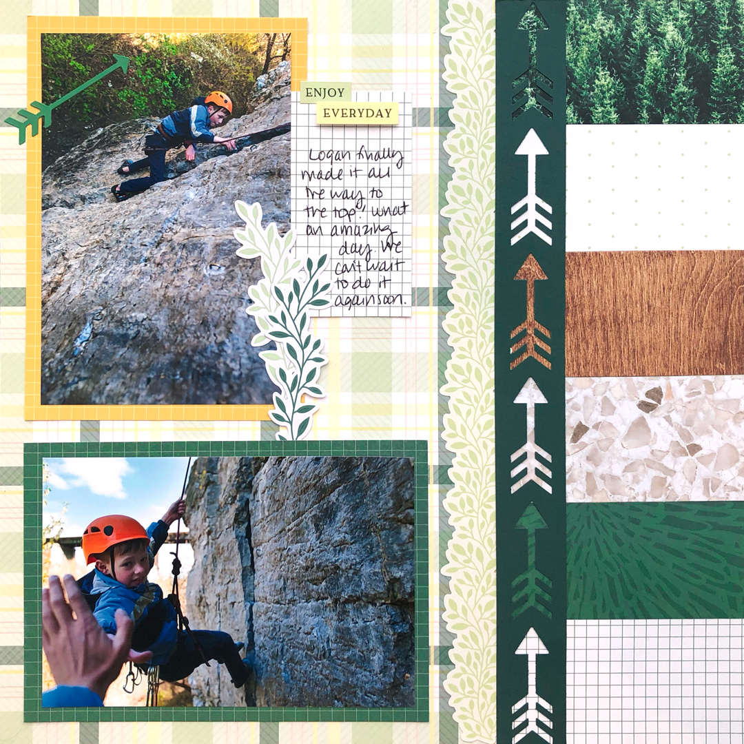 Simply-Sunshine-Scrapbook-Layout-Boy-Creative-Memories