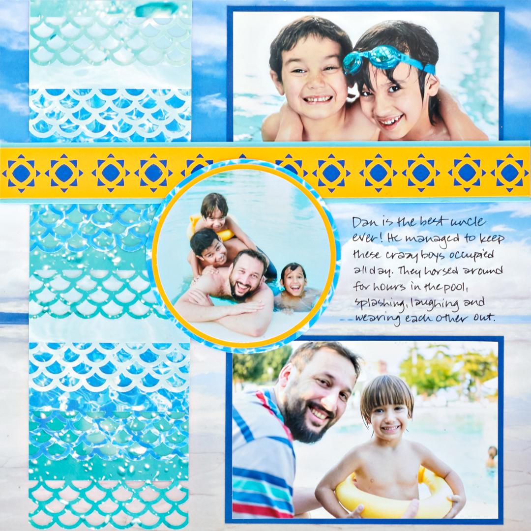 Sky-Water-Scrapbook-Layout-Creative-Memories