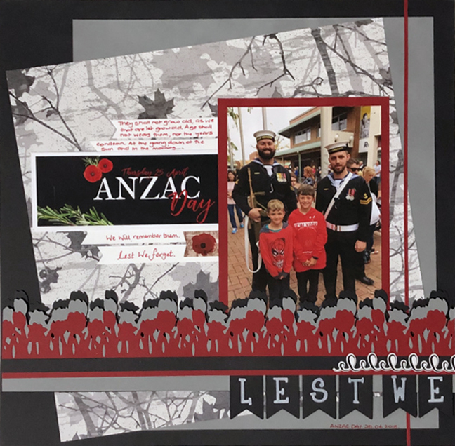 Anzac-Day-Scrapbook-Layout-Left-Creative-Memories