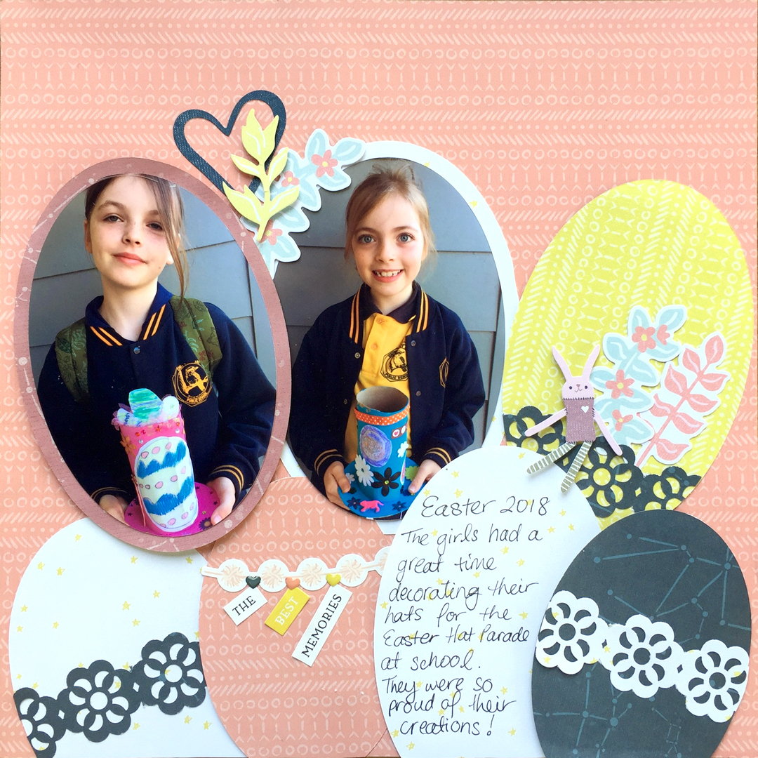 Easter-Scrapbook-Layout-Creative-Memories
