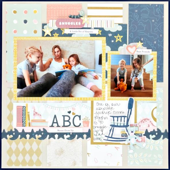 Storytime-Scrapbook-Layout-Creative-Memories