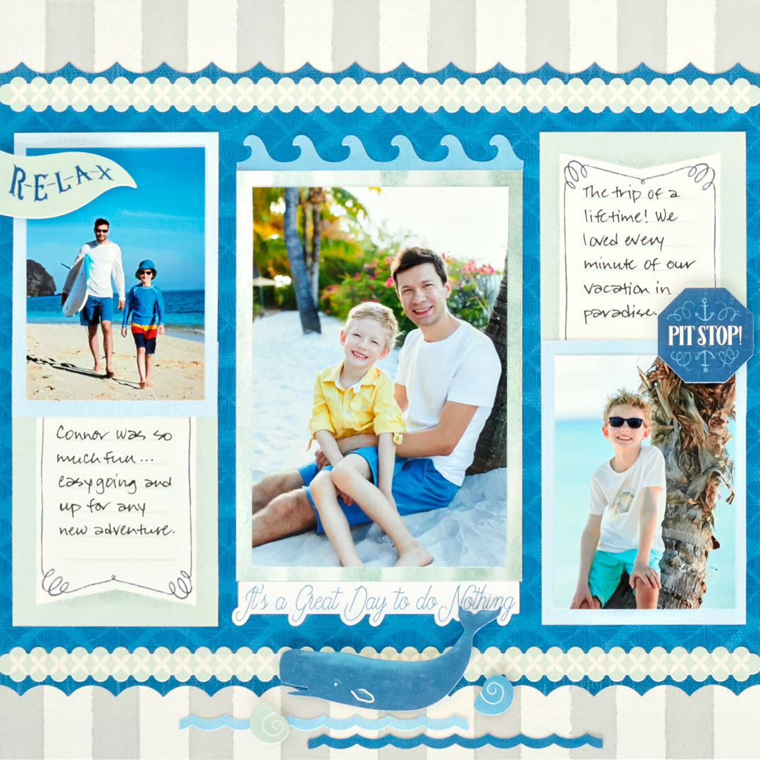 Deep-Blue-Sea-Scrapbook-Layout-Creative-Memories