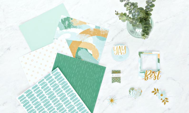Happy-Album-Kit-18-Photo-Journal-Supplies-Creative-Memories