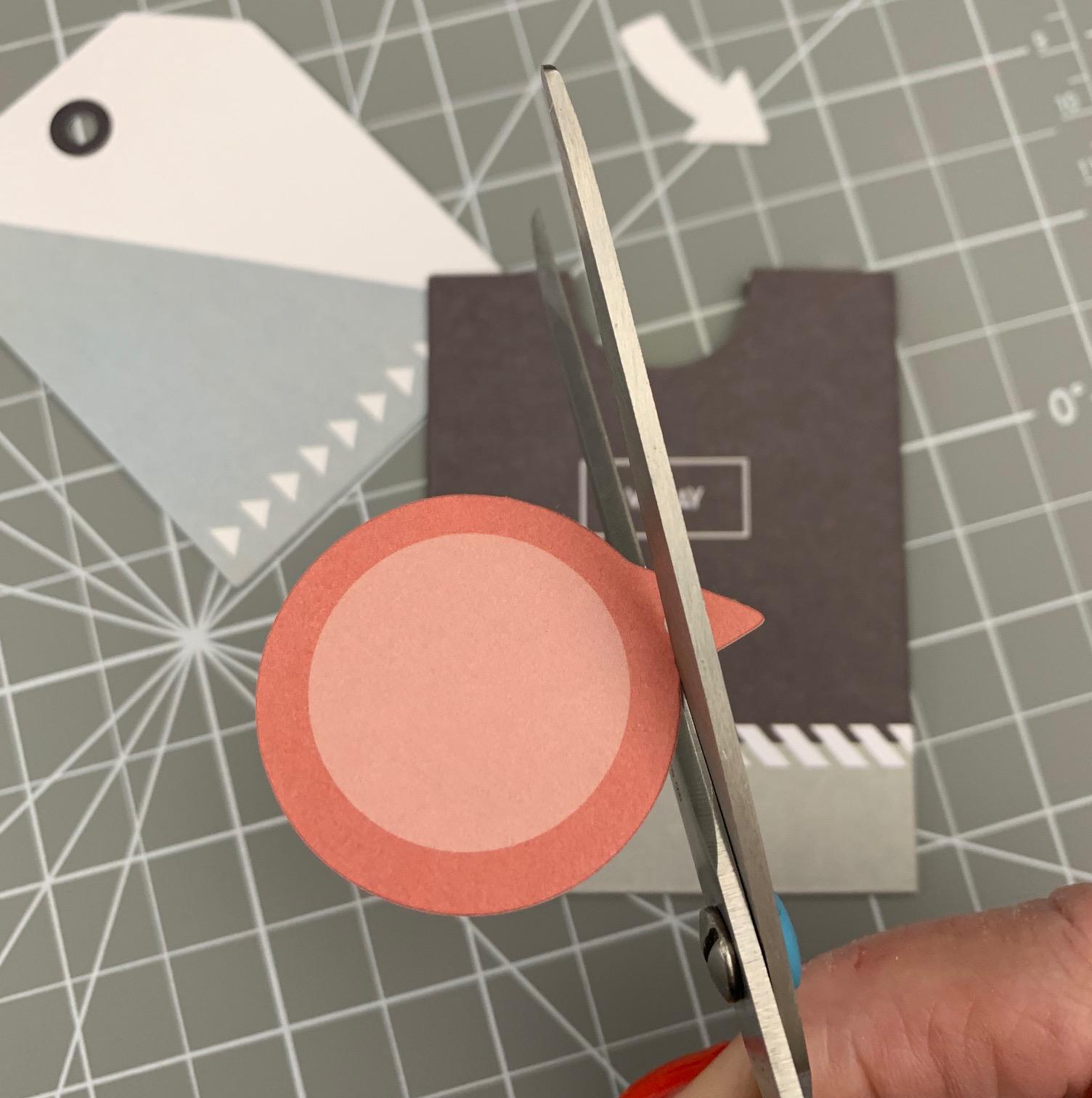 NSmith Cutting tag