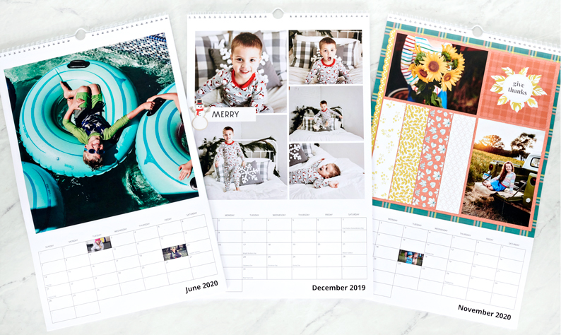 Custom Wall Calendar: The Perfect Holiday Gift For 2019 – Creative