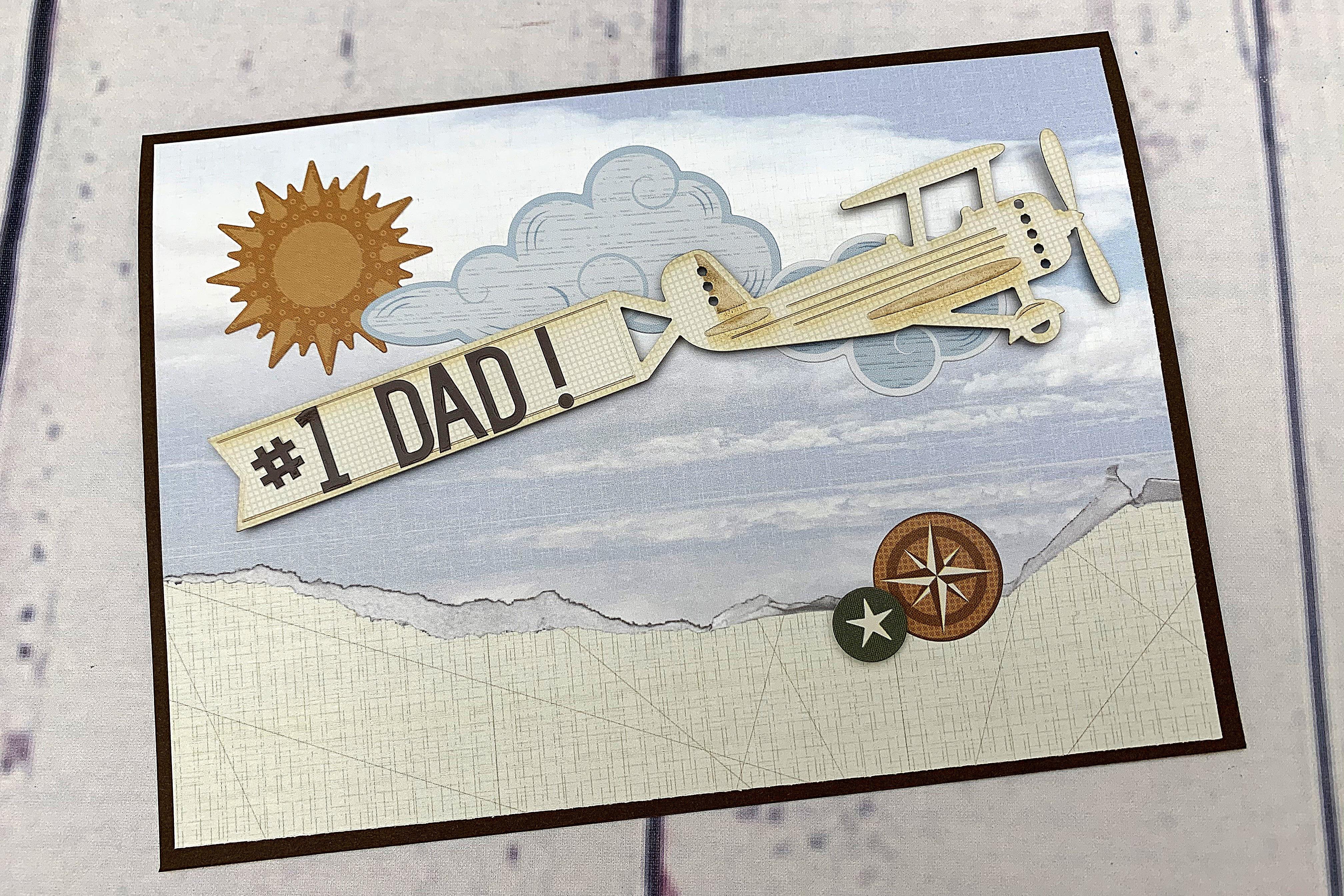 NSmith Planes Card